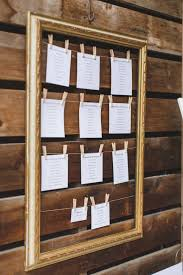 Picture Frame Seating Chart Picture Frame Seating Chart