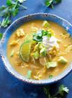 aye mami  chicken tortilla soup