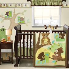 lambs ivy bedtime originals honey bear 3 piece crib bedding set com