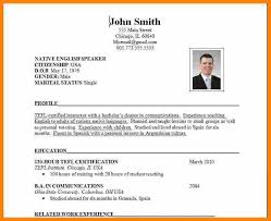 Vitae Example Cv Resume Format Download Resume Format Cv Cv Resume