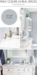 painting bathroom tips for beginners. krypton (sw 6247) by sherwin williams: see paint colors in real spaces painting bathroom tips for beginners