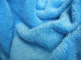 Blue towel terry cloth Soft texture cloth Stock Photo Colourbox