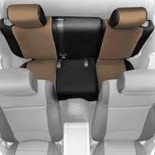 3 7 days rear seat cover neoprene light tan smittybilt jeep wrangler jk 4d jeep wrangler jk