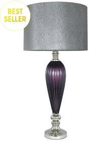 table lamps small purple lamp shade shades uk living room furniture vanities
