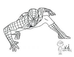 Spiderman Coloring Pages Pdf Fun Time