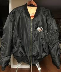 black marine corps ma 1 usmc bulldog er flight jacket 3xl for