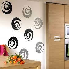 Small Picture Psychedelic Swirls Wall Stickers designer retro wall decor