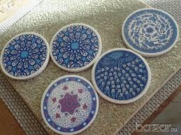 Комплект дървени подложки за чаши мъфини 6 бр. Porcelanovi Podlozhki Za Chashi Ot Turciya V Chashi V Gr Varna Id20458582 Bazar Bg