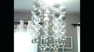 bubble lighting chandeliers light chandelier large size of glass globe pendant drum lights modern expo chicago