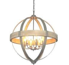 spherical chandelier antique black metal sphere 4 light crystal pertaining to spherical chandelier gallery