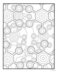 Geometric Coloring Pages Printable Geometric Coloring Pages Free