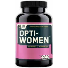 optimum nutrition opti women 120 caps