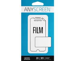 Купить <b>Защитная пленка</b> Anyscreen 11'' (прозрачная) по ...