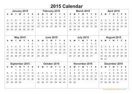 Download Printable Calendar 2015 2015 Calendar Free Yearly Calendar Templates Calendar Free Template