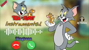 Tom and Jerry ❤️ (Punjabi song) || {Banjo version} Instrumental Ringtone 🎶  - YouTube