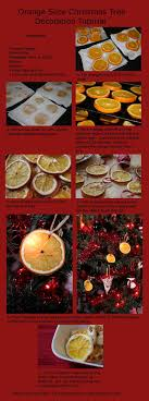 Drying Out Oranges Christmas Decorations 17 Best Ideas About Orange Christmas Tree On Pinterest Fall