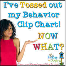Why I Will Never Use A Behavior Chart Again Teaching In