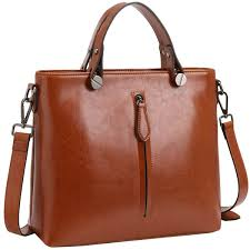 leather shoulder handbags satchel designer