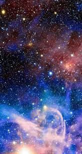 Galaxy Space iPhone Wallpaper (Page 1 ...