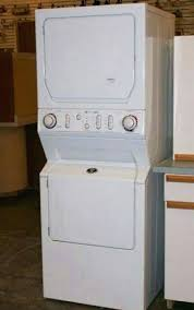 stackable washer and gas dryer. Maytag Neptune Stackable Washer Dryer And Gas B