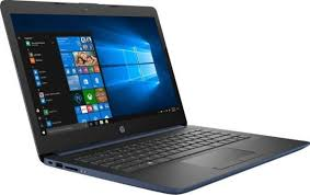 """<b>14</b>"""" <b>Ноутбук HP 14-cm0082ur</b> 6NE08EA, синий — купить в ..."""