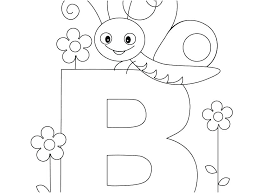 Abc Printable Coloring Pages Coloring Beautiful Page