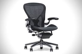 coolest office chair. TheAeron Is Where It All Really Started, This Chair Was The First To Experiment With Ergonomics In Seating And Break Away From Office Norms. Coolest