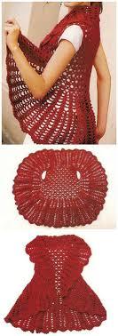 Crochet Mandala Vest Pattern Free Amazing Design