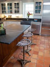 Terracotta Floor Tiles Kitchen Country Kitchens Options And Ideas Hgtv