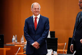 He served as first mayor of hamburg from 7 march 2011 to 13 march 2018 and. Finanzminister Olaf Scholz Soll Spd Kanzlerkandidat Werden