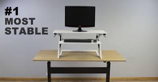top 6 most le standing desk converters