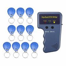 <b>Handheld 125KHz RFID Copier</b>/Writer/Readers/Duplicator with ...