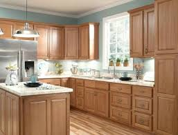 kitchen color ideas with light oak cabinets. Coolest Kitchen Color Ideas Light Oak Cabinets 57 For Your With O
