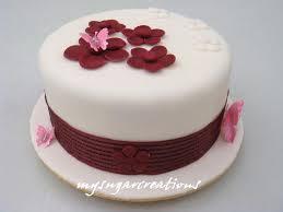50th Wedding Anniversary Cake Decorations Rapi Cake Gallery