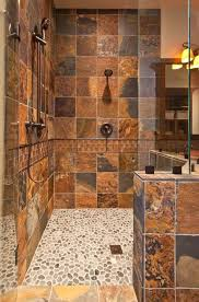 Innovation Rustic Bathroom Tile Designs Astounding Examples Of N In Modern Ideas