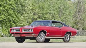 1968 Pontiac GTO Ram Air II | S100 | Salmon Brothers Collection 2012