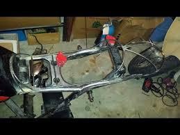 cb900f cafe racer seat pan frame you