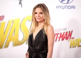 mice pfeiffer in saint lau at marvel s ant man and the wasp premiere tom lorenzo lovin