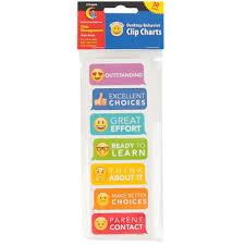 Behaviour Clip Chart Creative Teaching Press Emoji Fun Desktop Behavior Clip
