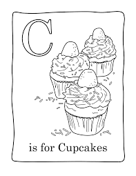 Cupcake coloring pages cookie coloring pages coloring pages 175110. Free Printable Cupcake Coloring Pages For Kids