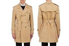 berberry trench coat