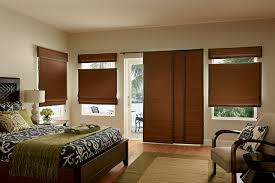 ping for a blind or shade for your sliding glass door should be pretty simple right vertical blinds are the only choice aren t they wrong