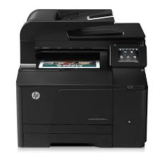 Hp Laserjet Pro 200 M276n E All In One Farblaser Amazon De