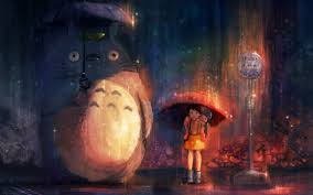 Studio Ghibli Anime Totoro Wallpapers Hd Desktop