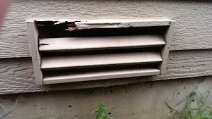 replacement foundation vents.  Vents Old Rotting Foundation Vent Frame For Replacement Foundation Vents A