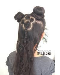 次のディズニーはこれで決まりッigで噂の編み込みで作るミッキーヘア