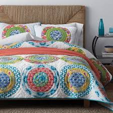 Round Meadow Quilt - The Company Store & Round Meadow Quilt Adamdwight.com