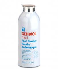 Купить <b>Gehwol Пудра</b> для ног <b>Геволь</b>-<b>мед</b>