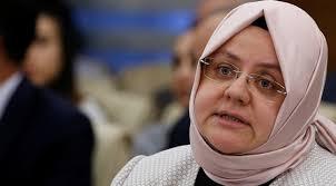 Aile, Çalışma ve Sosyal Hizmetler Bakanı Zehra Zümrüt Selçuk ile ilgili görsel sonucu