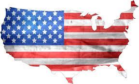 american flag american flag usa symbol map